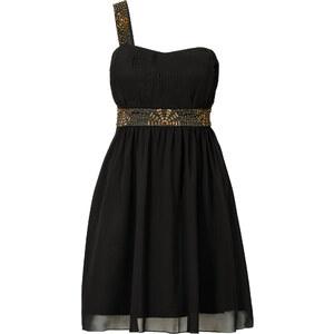 BODYFLIRT Kleid in schwarz von bonprix