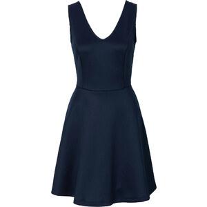 RAINBOW Kleid ohne Ärmel in blau von bonprix