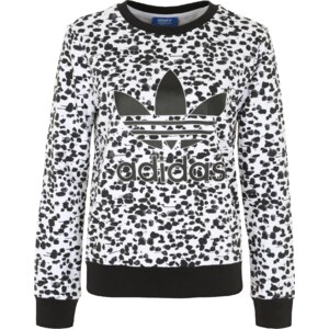 ADIDAS ORIGINALS Sweatshirt mit Trefoil Print