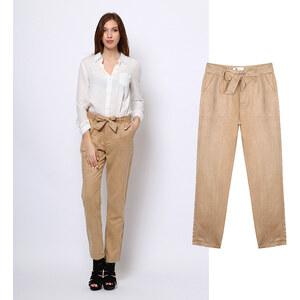 Lesara Pantalon en velours