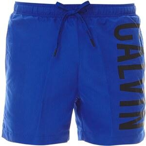 Calvin Klein Underwear Men Short de bain - bleu