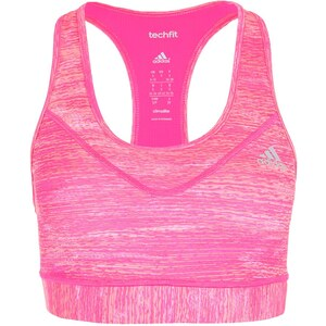 adidas Performance TECH FIT SportBH shopin/print/msilver