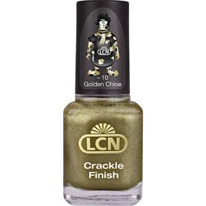 LCN Golden Chloe Crackle Finish Lack Nagellack 8 ml