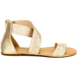 Sandale Dorée JOSIA - Cendriyon