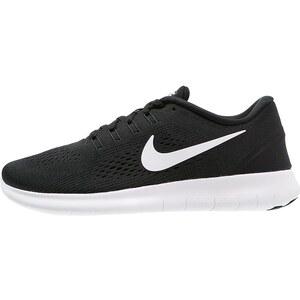 Nike Performance FREE RUN Laufschuh Natural running black/white/anthracite