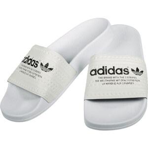 adidas Adilette Badeschuhe ftwr white