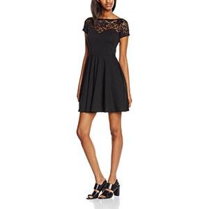 New Look Damen Kleid Lace Bardot Skater