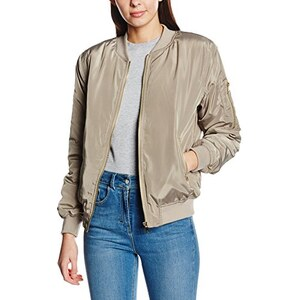 New Look Damen Jacke Bomber