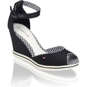 Textil-Sandalette Tommy Hilfiger dunkelblau