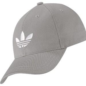 adidas Trefoil Snapback mgh solid grey/white