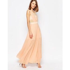Jovonna - Neon Town - Maxi robe - Rose