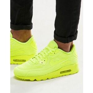 Nike - Air Max 90 Ultra Breathe - Baskets 725222-700 - Jaune