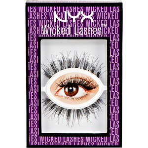 NYX Vixen Wicked Lashes Wimpern 1 Stück