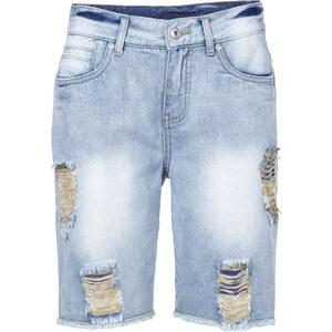 RAINBOW Jeansshorts in blau für Damen von bonprix