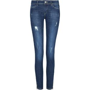 Tally Weijl Dunkelblaue Skinny-Jeans