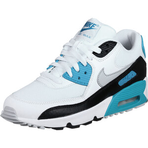 Nike Air Max 90 Mesh Gs Schuhe white/grey