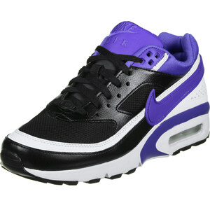 Nike Air Max Bw Gs Schuhe black/persian violet