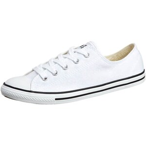 Converse CHUCK TAYLOR ALL STAR OX DAINTY Sneaker white