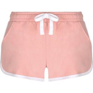 Tally Weijl Rosafarbene Stoff-Shorts