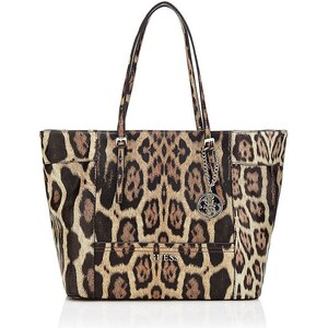 Guess Shopper Delaney Animalprint