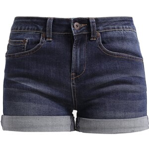 Even&Odd Jeans Shorts dark blue denim
