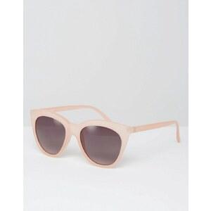 ASOS - Katzenaugensonnenbrille - Rosa