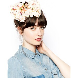 ASOS Floral Hair Bow