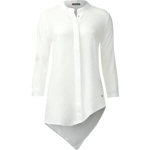 Street One - Blouse asymétrique Diana - blanc