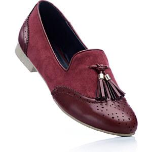 bpc selection Slippers rouge chaussures & accessoires - bonprix