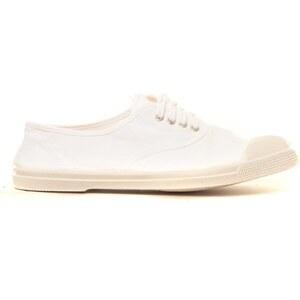Bensimon Chaussures Tennis à lacets blanc