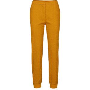 BODYFLIRT Pantalon orange femme - bonprix