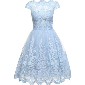 Chi Chi London Kleid mit schwingendem Rock RHIANNON DRESS