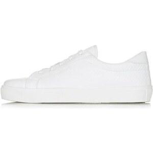 Topshop COPENHAGEN Sneaker zum Schnüren - Weiß