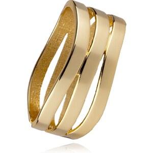 Bague à dames Le Céleste doré - Bracelet - en métal doré rhodié