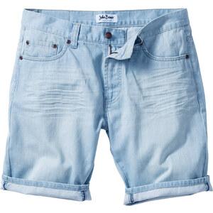 John Baner JEANSWEAR Bermuda en jean bleu homme - bonprix
