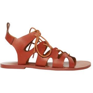 Sandales à lacets Etam