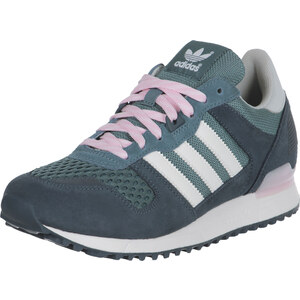 adidas Zx 700 W chaussures mineral blue/clear pink