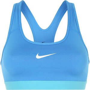 Nike Performance PRO CLASSIC SportBH light photo blue/omega blue/white