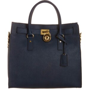 MICHAEL Michael Kors HAMILTON Shopping Bag navy