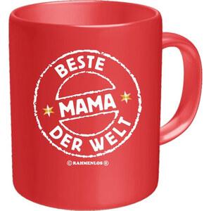 Lesara Tasse Mama - Rot
