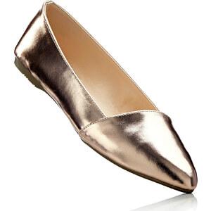 BODYFLIRT Ballerines rose chaussures & accessoires - bonprix