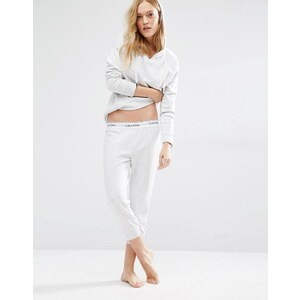 Calvin Klein - Connection - Pantacourt de pyjama - Bleu