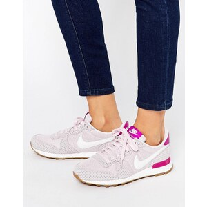 Nike - Internationalist - Baskets lilas délavées - Violet