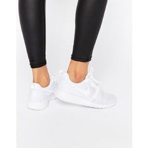 Nike - Roshe One Breathe - Baskets - Blanc