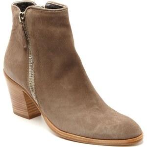 Ann Tuil Dixie - Boots - beige