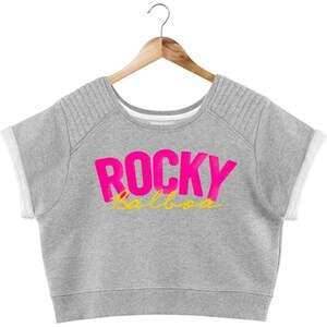 French Disorder Rocky Balboa - Sweat-shirt - gris chine