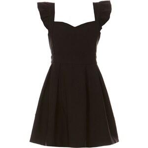 LPC Robe tablier - noire