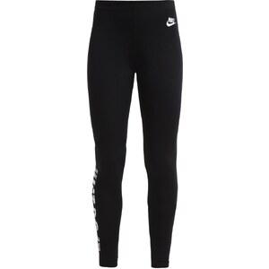 Nike Sportswear Leggings Hosen black/black/white