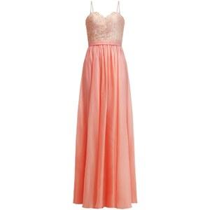 Luxuar Fashion Ballkleid coralle/nude
