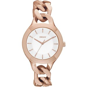 Dkny Montres, Chambers Stainless Steel Rose en rose pâle
